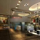 Clothing Store Interior V1