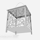 Metal Decoration Cage
