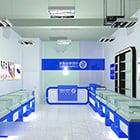 China Mobile Business Hall -huoneen sisustus