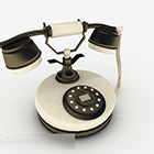 European Retro Telephone V1
