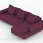 Deep Purple Multi-sits Sofa Möbler