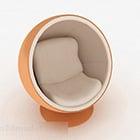 Meubles simples simples créatifs de sofa