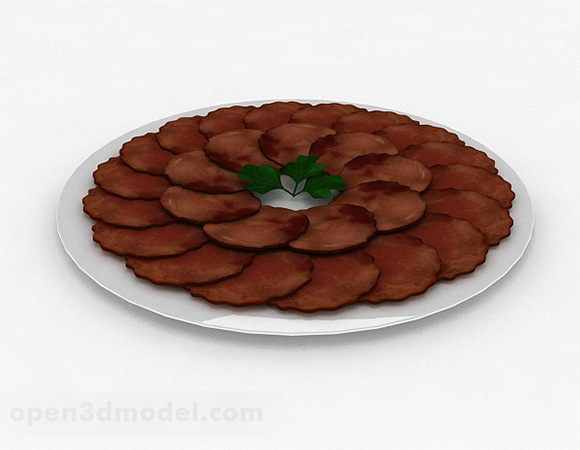 Food On Disc