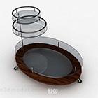 تصميم طاولة قهوة زجاجية شخصية
