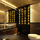 Chinese Toilet Interior