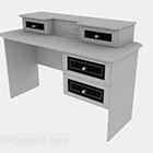 Mdf Wooden Desk