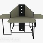 Ruskea Office Desk V1