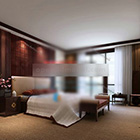 Chinese Style Bedroom Modern Furniture Interior