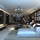 Living Room Painting Decoration Interior