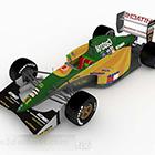 Kereta Perlumbaan F2