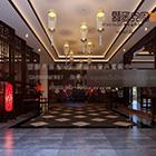 Interior Lorong Vila Klasik