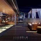 Hotel Balkoni Dengan Interior Pavilion