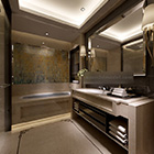 Hotel Bathroom Interior Design
