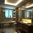 Bathroom Ceiling Interior