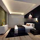 Small Bedroom Modern Interior