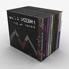 ブラックパッケージングDVD CDディスク