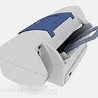 Pencetak Biru Dan Putih