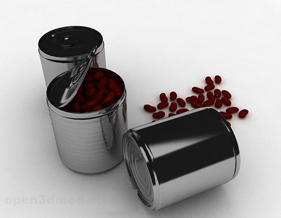 Canned Red Beans