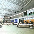 car Showroom Interior