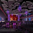 Bar Club Design wnętrza