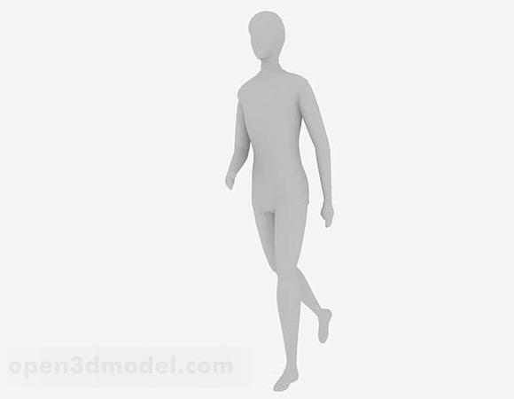 Character Walking