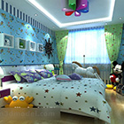 Interior Children Bedroom Decoration