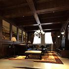 Çin oturma odası avizeler iç