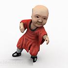 Rzeźba postaci chińskich dzieci