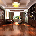 Chinese Style Study Room Interior