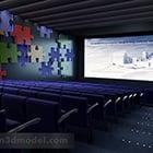 Cinema Theater Design Interior