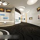 Cinema Hall Interior
