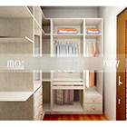 Cloakroom With Wardrobe Interior