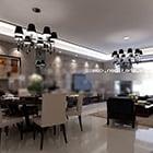 Daire tasarım yemek odası iç