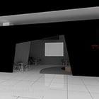 Pienen tilan näyttelyhalli