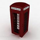 Booth Telefon Luar Eropah