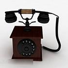 European Retro Telephone