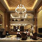 European Style Double Ceiling Interior