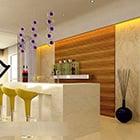 Fashion Living Room Bar Counter Decor Interior