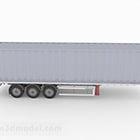 Graue LKW-Containermöbel