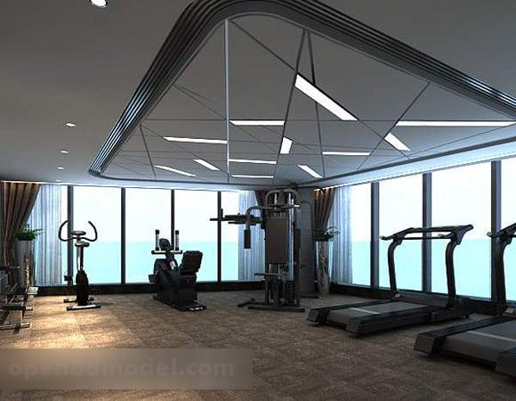 Gym Design Interior