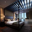 Home Poster Interior Dalam Bilik Tidur