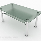 Mobili da tavolino in vetro smerigliato