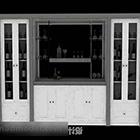 Home Wine Cabinet