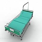 Sairaalan kannettava sänky
