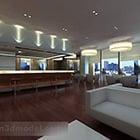 Hotel Bar Counter Interieur