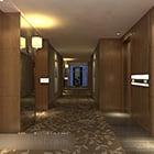Bahagian Kelab Lorong Hotel Club Hall
