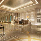 Luxury Hotel Hall Design Interior