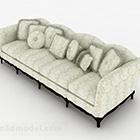 Multi-seats Sofa Furniture