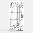 Gate Iron Partition