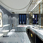 ジェーンヨーロッパのバスルームのインテリア